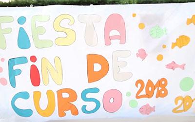 Video del Festival Fin de Curso